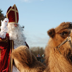 Kinderopvang Poppejans Groningen - bezoek van Sinterklaas