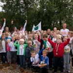Kinderopvang Poppejans Groningen - groepsfoto Plantsoenloop