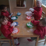 Kinderopvang Poppejans Groningen - kliederen