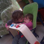 Kinderopvang Poppejans Groningen - knuffelen