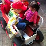 Kinderopvang Poppejans Groningen -samen in de bolderkar