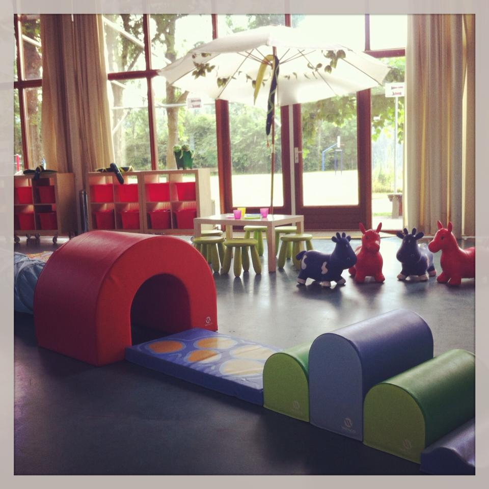 Kinderopvang Poppejans Groningen - sneak preview speeltuingebouw