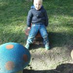 Kinderopvang Poppejans Groningen - speeltuin