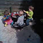 Kinderopvang Poppejans Groningen - speeltuin 3