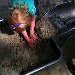Kinderopvang Poppejans Groningen - speeltuin zandbak