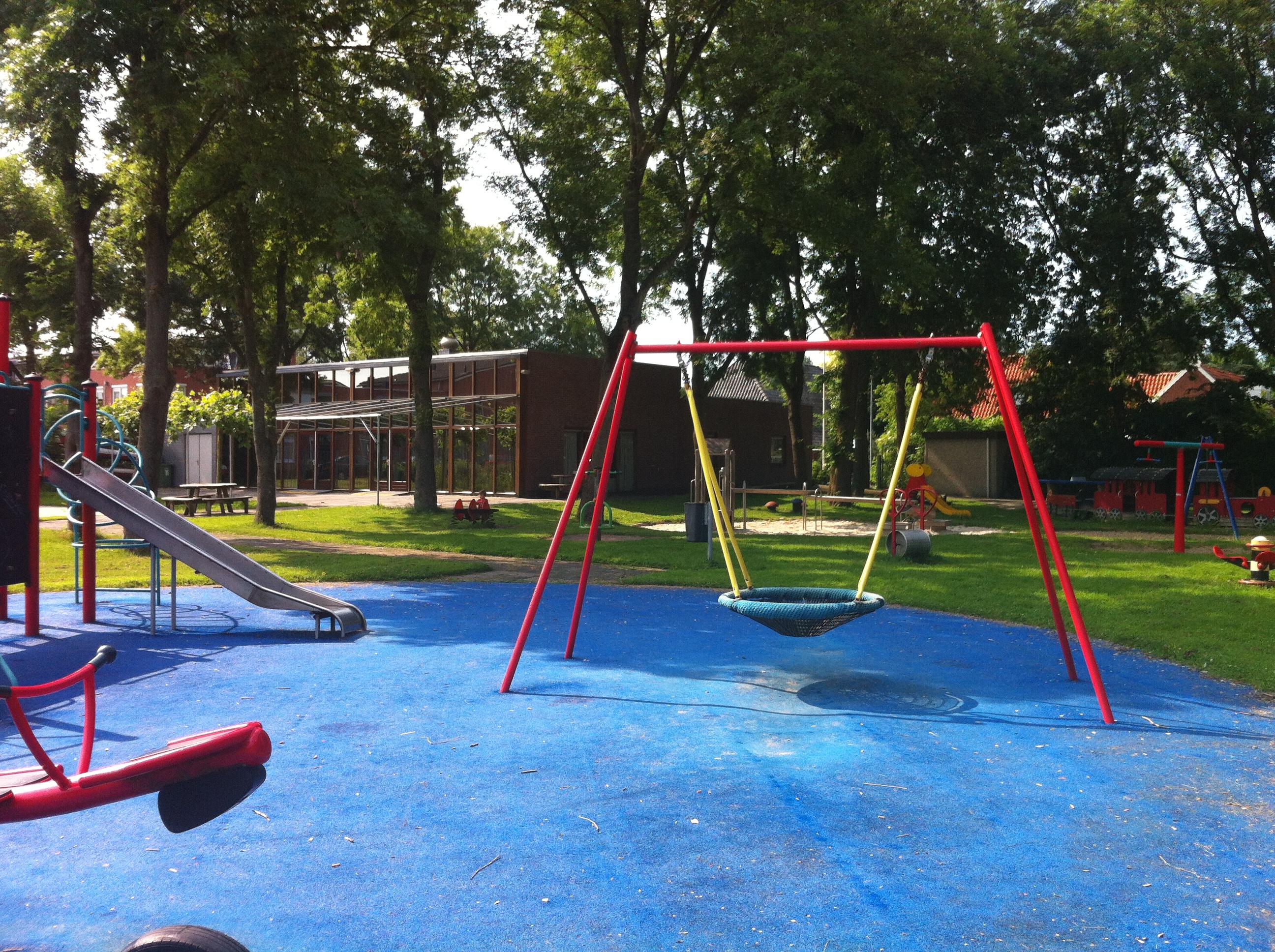 Kinderopvang Poppejans Groningen - speeltuingebouw Woldweg Ruischerbrug