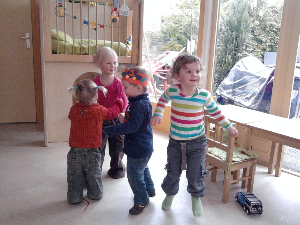 Kindercentrum Poppejans Groningen dansje